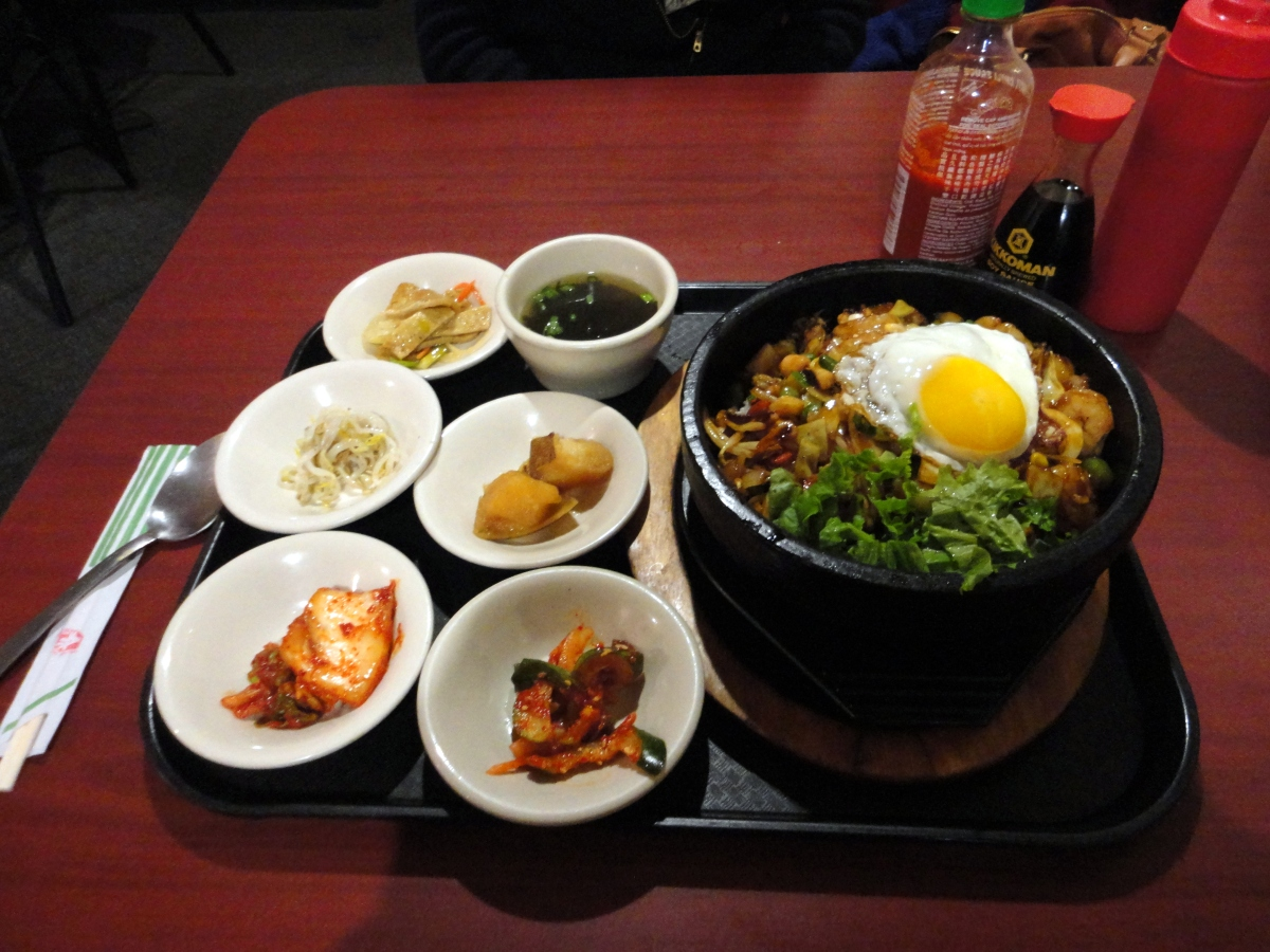 Korea Restaurant (Minneapolis, MN: Dinkytown)